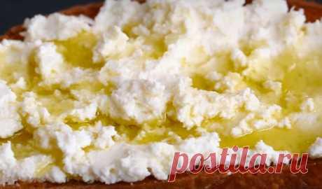 3 рецепта домашней рикотты, после которой вы забудете о магазинном сыре | Женский журнал