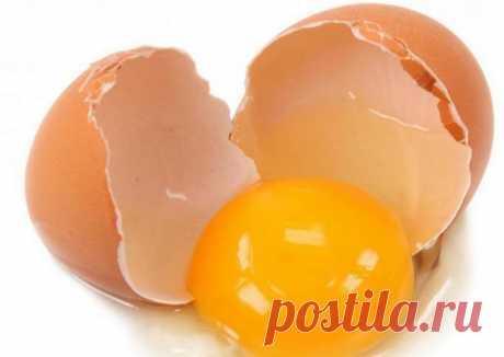 Волшебная капля для ухода за кожей вокруг глаз, секреты куриных яиц!