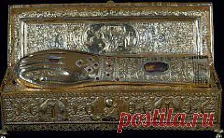 В Украину прибудет десница святого великомученика Георгия Победоносца (График) : Православие и мир