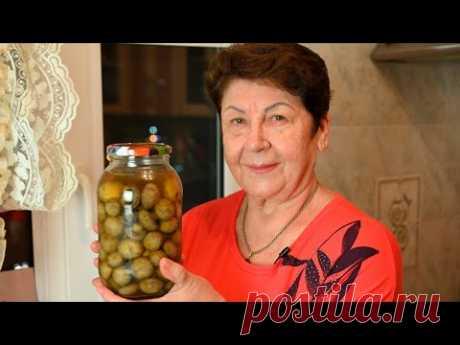 ОБАЛДЕННАЯ Закуска МАРИНОВАННЫЕ ШАМПИНЬОНЫ в очень вкусном маринаде   Pickled Champignons
