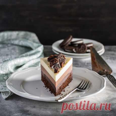 "Anybenyraba: Торт ""Три шоколада"""
