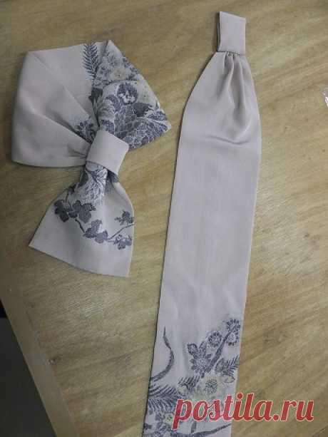 Bufandas elegantes para remakes de kimono: clase de costura Sasaki y tienda de cocina casera Hana noren