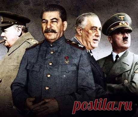 Полная хронология Второй Мировой войны Это нужно просто знать!