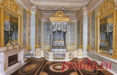 Gatchina Palace State Bedroom | Pinterest • el catálogo Mundial de las ideas