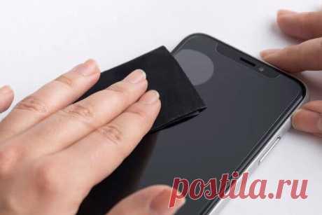 Как правильно наклеить защитное стекло/пленку на телефон? | AndroidLime | Яндекс Дзен