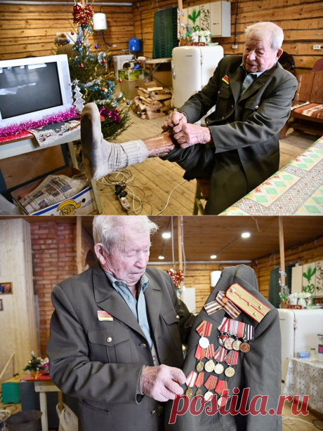 Герой Сталинградской битвы купил дом, но вот-вот окажется на улице. И все по закону :: социальная сеть родителей
