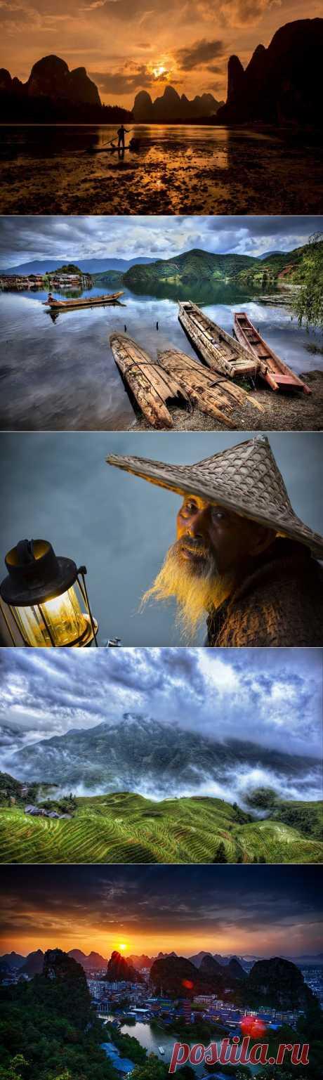 Необычные фотографии Китая | ТУРИЗМ И ОТДЫХ