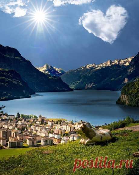Бруннен, Швейцария