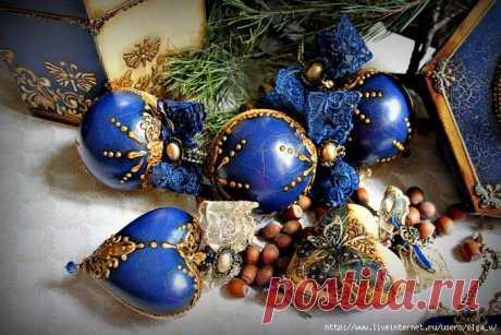 новогодние игрушки Елены Олейниковой: 8 тыс изображений найдено в Яндекс.Картинках