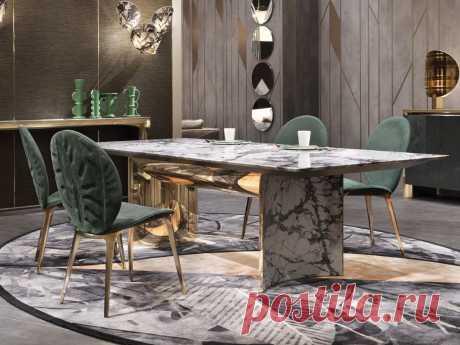 Обеденный стол Kerwan Visionnaire — купить по цене фабрики у официального поставщика в Москве