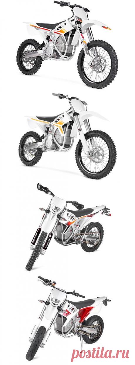 Автономный электропривод - Электрические мотоциклы производства компании Alta Motors