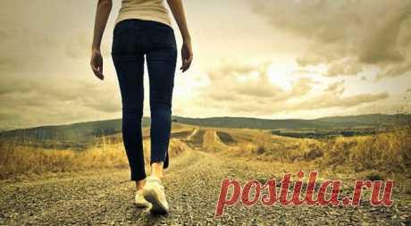 Ходьба — как способ, сбросить лишние килограммы! — Диеты со всего света