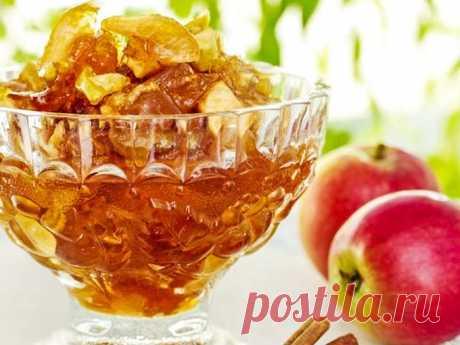 Сухое варенье из яблок - Smak.ua