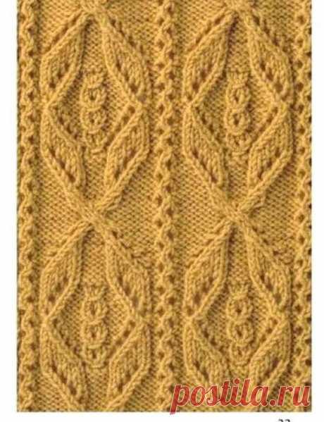 Мелкий рельеф в вязании - 8 узоров + схемы | Рукоделие с Татьяной Н | Яндекс Дзен