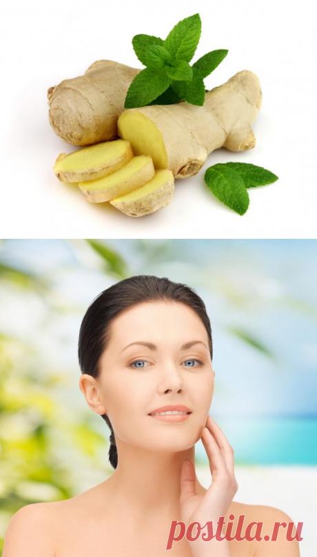 9 полезных свойств имбиря