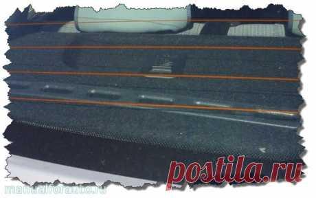 Вентиляция багажника Гранты FL