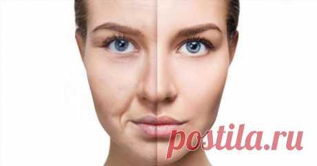 Самые эффективные средства для борьбы с провисанием кожи лица, шеи и декольте (видео) | Люблю Себя