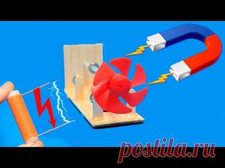 СВОБОДНАЯ ЭНЕРГИЯ и ВЕЧНЫЙ ДВИГАТЕЛЬ на неодимовых магнитах - YouTube
