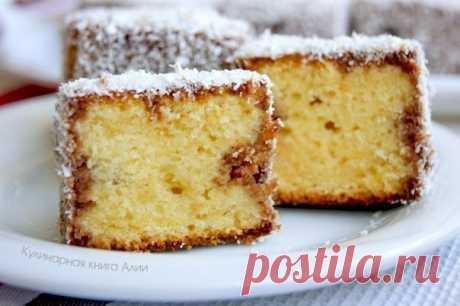 Нежное пирожное, тающее во рту. Очень просто и быстро Очень вкусное, нежное, мягкое и тающее во рту пирожное. В то же время очень простое и быстрое в приготовлении!