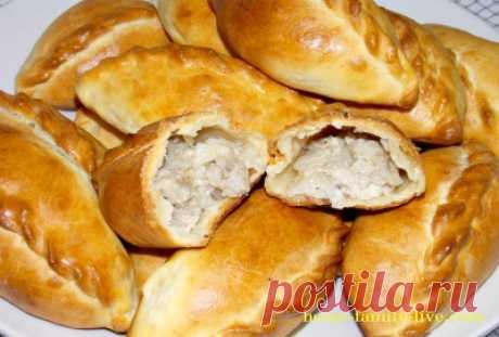 Пирожки литовские Кибинай/Сайт с пошаговыми рецептами с фото для тех кто любит готовить