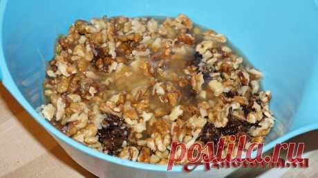 Рецепт приготовления пасты Амосова