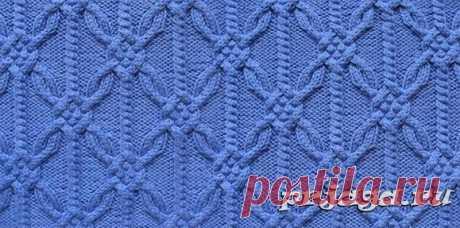 Узоры вязания спицами - Результаты из #200