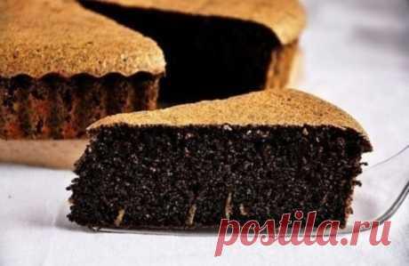 Очень маковый пирог — Кулинарная книга - рецепты с фото