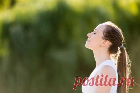 Огромная польза дыхательной гимнастики
