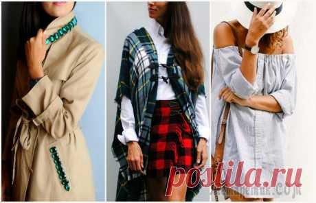 15 kruteyshih de las ideas, que ayudarán transformar la ropa vieja en las cosas a la moda exclusivas