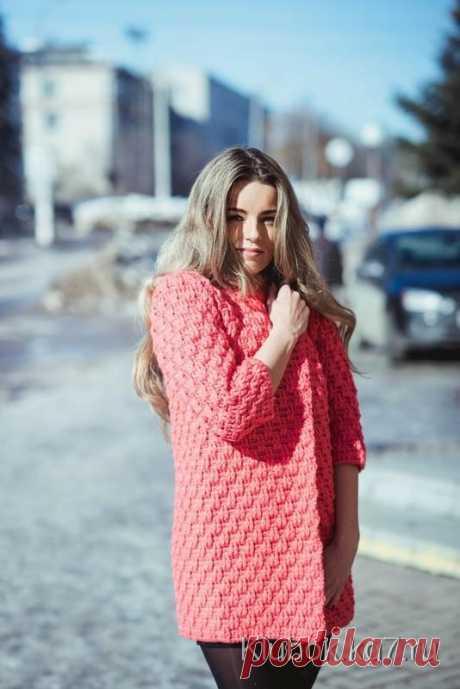 Пальто LA ROSE от Полины Крайновой