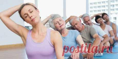 Эффективная гимнастика для гибкой шеи и ясного ума! - Образованная Сова