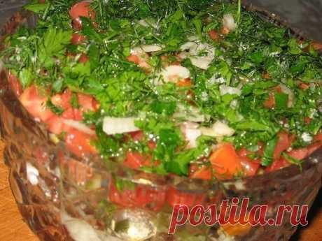 Салат по-польски — Sloosh – кулинарные рецепты