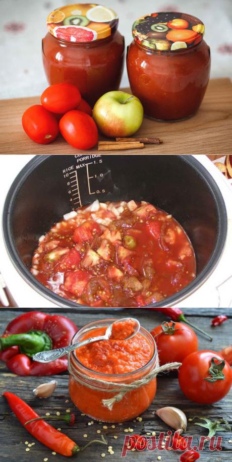 Как приготовить кетчуп из помидоров на зиму – 7 рецептов, что пальчики оближешь