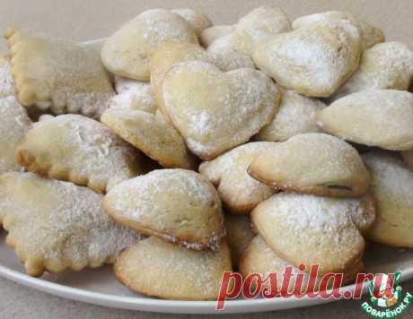 Песочное печенье на школьную ярмарку – кулинарный рецепт