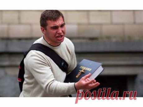 Почему «Свидетели Иеговы» представляют собой угрозу России Владимир Лактюшин  Наша страна не может терпеть у себя тесно связанных с западными спецслужбами сектантов Нельзя не заметить, что либералы и Запад консолидировано начали защищать действующие в России …