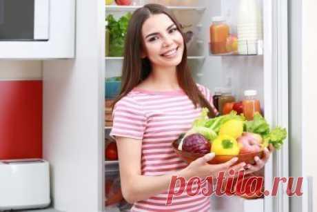Какие продукты запрещено хранить в холодильнике?