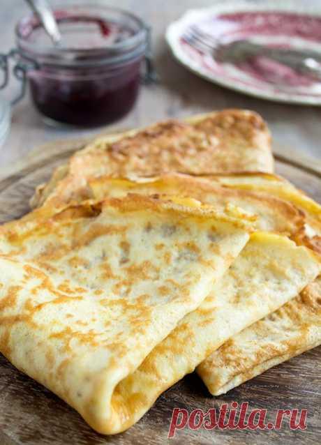 3 Ingredient Low Carb Crepes – Sugar Free Londoner