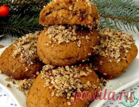 """Печенье """"Меломакарона"""" – кулинарный рецепт"""
