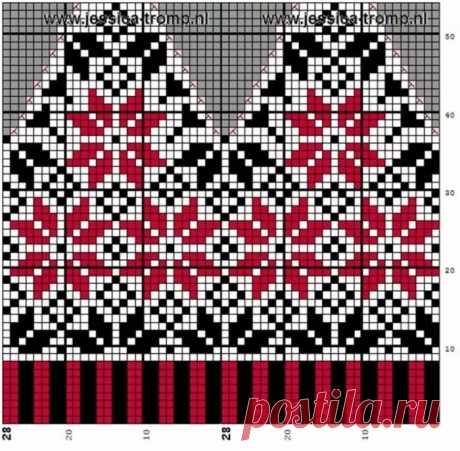 болгарский жаккард для вязаных изделий схемы: 13 тыс изображений найдено в Яндекс.Картинках