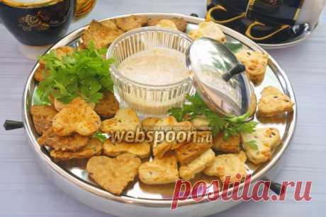 Льняной крекер  Льняной крекер с сыром