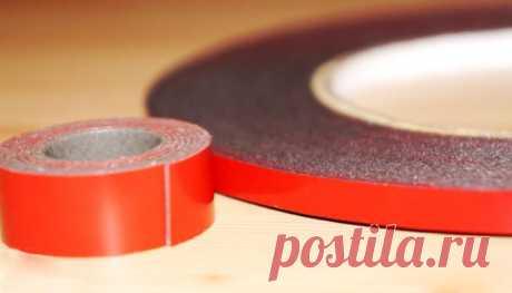 Como quitar la cinta adhesiva bilateral