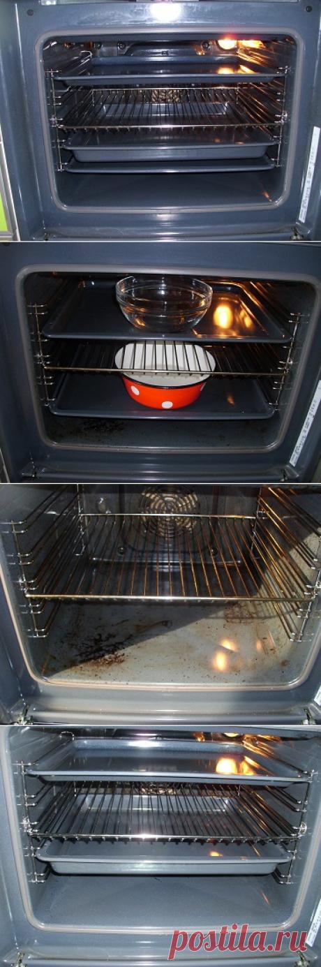 Как отмыть духовку без особых усилий и проблем? Фото