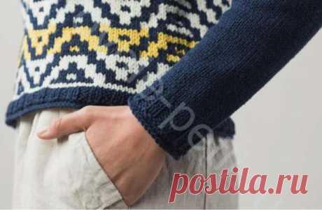 Пуловер Coba