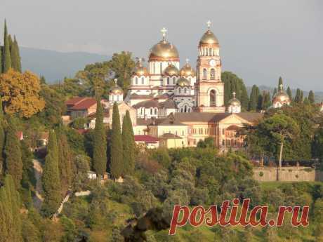 Моя первая поездка в Абхазию, которая сильно напугала. | Путешествия - как стиль жизни | Яндекс Дзен