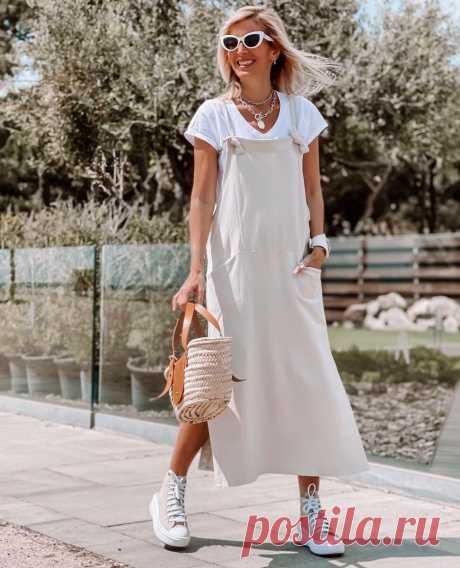 Что надеть с белой футболкой, чтобы выглядеть стильно и привлекательно | До и после 50-ти | Яндекс Дзен