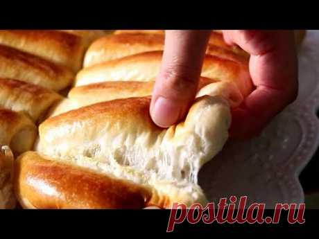 How To Make Super Soft & Fluffy Milk Bread Rolls