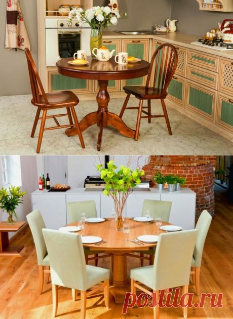 6 советов по выбору кухонного стола для кухни. | 100 квадратов плюс | Яндекс Дзен