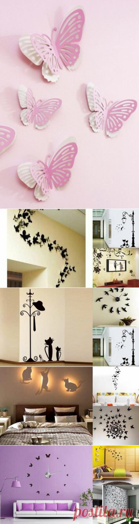 26 карточек в коллекции «Бумажный декор стен» пользователя Владимир К. в Яндекс.Коллекциях