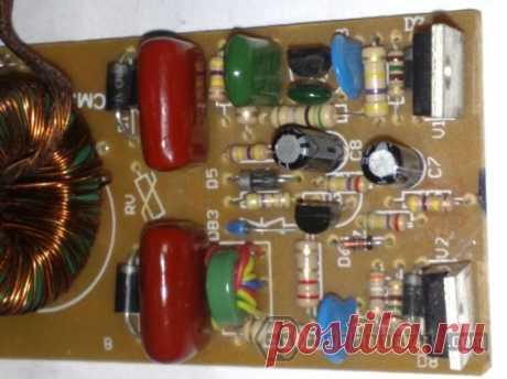 Увеличение мощности электронного трансформатора ЭТ