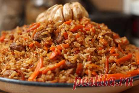 Узбекский плов (Андижанский) — рецепт с пошаговыми фотографиями на Foodclub.ru